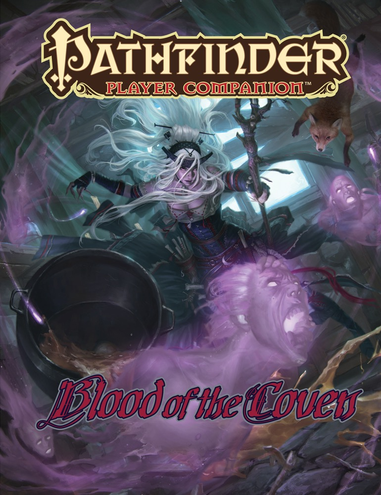 Pathfinder Player Companion: Blood of the Coven