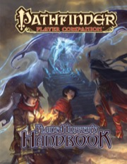 Pathfinder Player Companion: Plane-Hoppers Handbook -  Paizo Publishing
