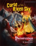 Pathfinder Module: Curse of the Riven Sky (PFRPG)