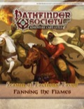 Pathfinder Society Adventure Card Guild #4-2: Fanning the Flames PDF