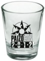PaizoCon 2012 Shot Glass