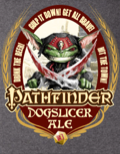 Pathfinder Dogslicer Ale T-Shirt Heather
