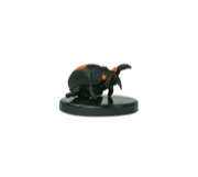 Pathfinder Battles—2015 Promotional Figure: Fire Beetle