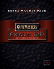 GameMastery Combat Pad: Extra Magnet Pack