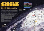 Star Wars Insider: Poster Map of the Galaxy
