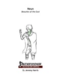 Neun: Beauties from the East (PFRPG) PDF