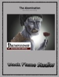The Abomination (PFRPG) PDF