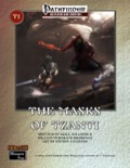 The Masks of Tzanti (PFRPG) PDF