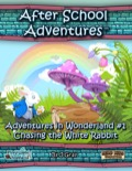 Adventures in Wonderland #1: Chasing the White Rabbit (Hero Kids) PDF
