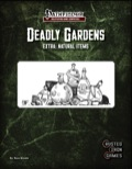 Deadly Gardens Extra: Natural Items (PFRPG) PDF