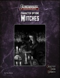 Character Options: Witches (PFRPG) PDF