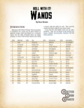 Roll With It! Wands PDF
