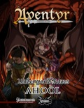 Underworld Races: Ahool (PFRPG) PDF
