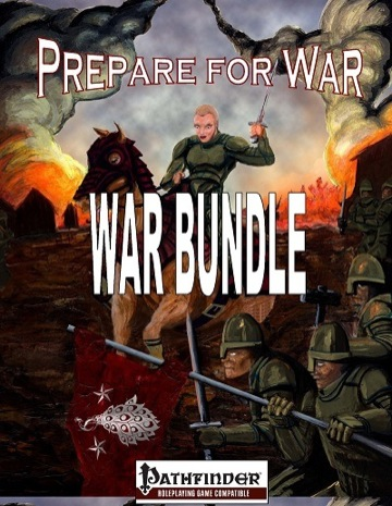 Prepare for War (PFRPG) PDF Bundle