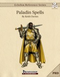 Echelon Reference Series: Paladin Spells (PRD-Only) PDF