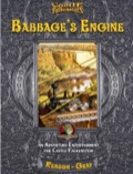 Castle Falkenstein: Babbage's Engine PDF