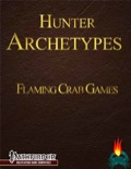Hunter Archetypes (PFRPG) PDF