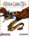 Villain Codex IV: Monsters for Meddlesome Heroes (PFRPG) PDF