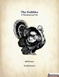 The Gobbler: A Thanksgiving Tale (PFRPG) PDF