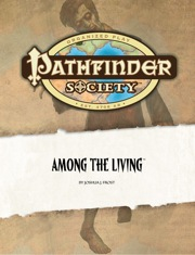 Pathfinder Society Scenario #7: Among the Living (OGL) PDF