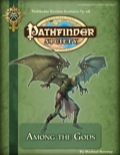 Pathfinder Society Scenario #3-08: Among the Gods (PFRPG) PDF