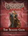 Pathfinder Society Scenario #5–20: The Sealed Gate (PFRPG) PDF