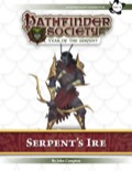 Pathfinder Society Scenario #7–98: Serpents' Ire (PFRPG) PDF