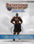 Pathfinder Society Scenario #8-05: Ungrounded but Unbroken (PFRPG) PDF