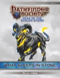 Pathfinder Society Scenario #8-13: What Sleeps in Stone (PFRPG) PDF