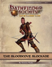 Pathfinder Society Scenario #9–15: The Bloodcove Blockade PDF