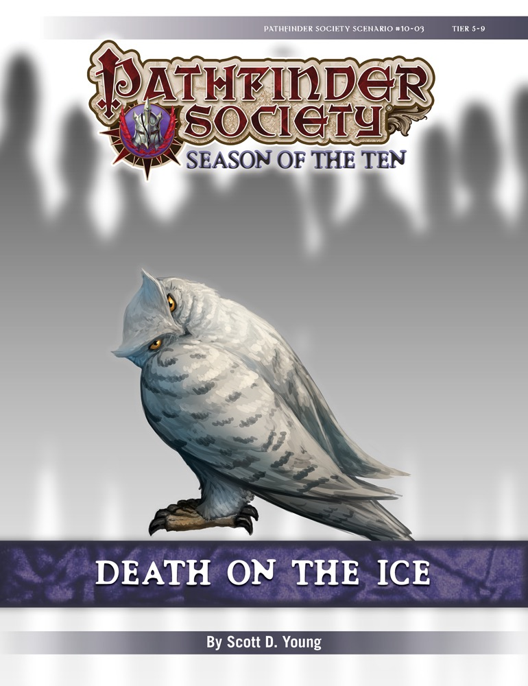 PATHFINDER SOCIETY SEASON 5 EPUB