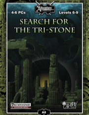 A8: Search for the Tri-Stone (PFRPG) PDF
