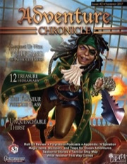 Adventure Chronicle #2 (PFRPG & 5E) PDF