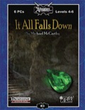 B3: It All Falls Down (PFRPG) PDF