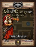 Mini-Dungeon #009: Tiikeri's Revenge (Fantasy Grounds / PFRPG) Download