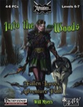 Fallen Leaves, Part 2: Into the Woods (PFRPG) PDF