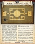 Mini-Dungeon #001: Buried Council Chambers (PFRPG) PDF