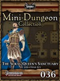 Mini-Dungeon #036: The Scrag Queen's Sanctuary (PFRPG) PDF