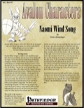 Avalon Characters Vol 1, Issue #3: Naomi Wind Song (PFRPG) PDF