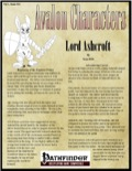 Avalon Characters Vol 1, Issue #11 Lord Ashcroft (PFRPG) PDF