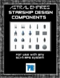 Astral Empires: Starship Design Components PDF