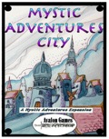 Mystic Adventures: City PDF