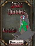 Avalon Characters, Five Undead (PFRPG) PDF