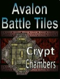 Avalon Battle Tiles, Crypt Chambers PDF
