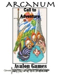 Arcanum: Call to Adventure PDF