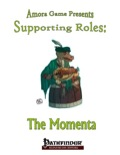 Supporting Roles: The Momenta (PFRPG) PDF