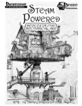 Steam Powered: Devices of the Mechanical Age (PFRPG) PDF