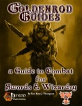 Goldenrod Guides: A Guide to Combat for Swords & Wizardry PDF