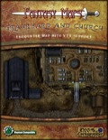 Fantasy Maps: Graveyard and Church Map Pack PDF