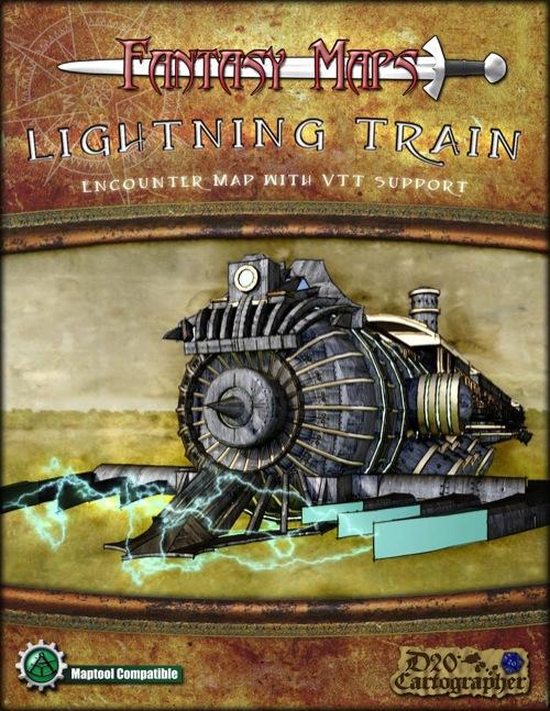 Paizo Com Fantasy Maps Lightning Train Map Pack Pdf